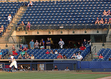 State Mutual Stadium Rome Braves