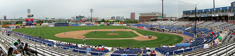 Frawley stadium wilmington blue rocks