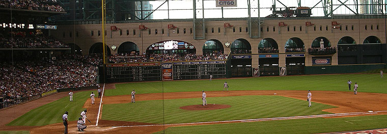 Houston's Minute Maid Park