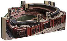 Busch Stadium model