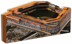 Ebbets Field model