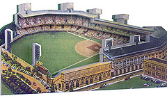 Forbes Field model