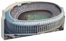 Veterans Stadium model