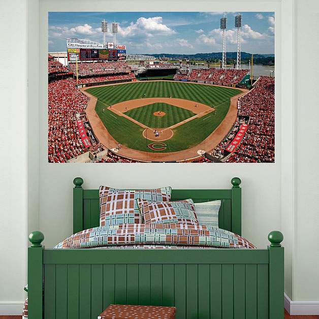 Great American Ball Park Mural