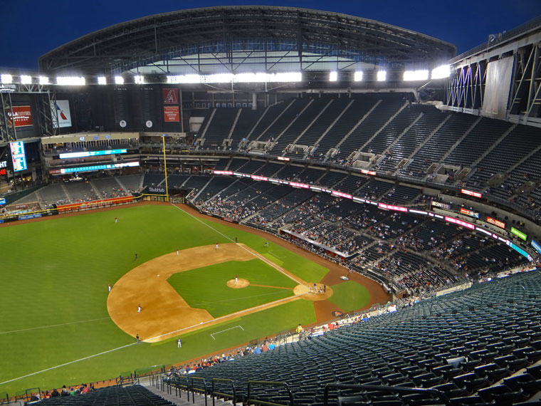 Chase Field - Arizona Diamondbacks