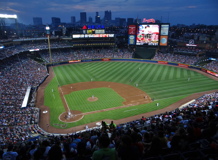 turnerfield Atlanta Braves Tomahawk Tax?   By Joel Aaron Foster