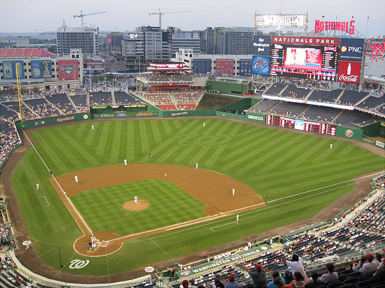 an analysis of baseball stadiums Stadium history: it could be no-one  partly drawing on the theoretical analysis made by rod sheard  american football and baseball caught on in the united states.