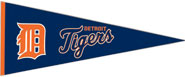Tigers wool pennants
