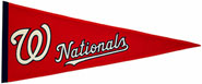 Nationals wool pennants