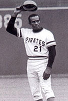 Roberto Clemente - 3,000th hit