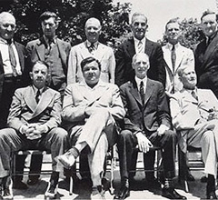 Baseball Hall of Fame inductees (1939)
