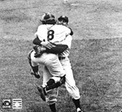 Don Larsen's perfect game (1956)