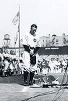 Lou Gehrig - farewell speech