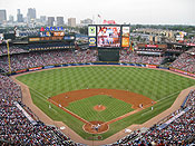 Atlanta's Turner Field is one of 13 ballparks that will be a part of Opening Day festivities on April 5