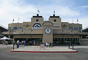 The birthplace of the Cactus League will be abandoned by it following 2010 spring training