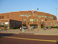 Bricktown Ballpark in Oklahoma City