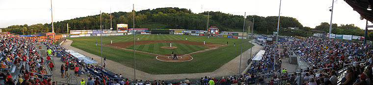 CONSOL Energy Park in Washington, Pennsylvania