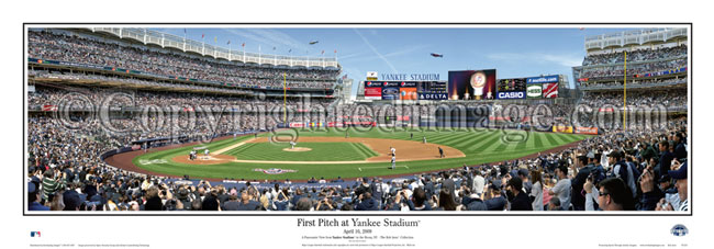 508c834d780 Yankee Stadium Posters - Rob Arra Collection