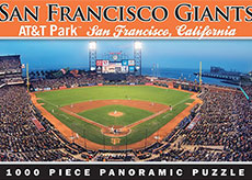 AT&T Park puzzle