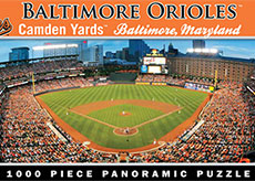 Oriole Park at Camden Yards puzzle