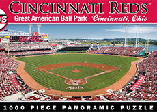 Great American Ball Park puzzle