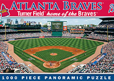 Turner Field puzzle