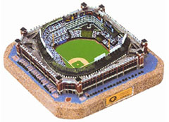 Ballpark in Arlington replica