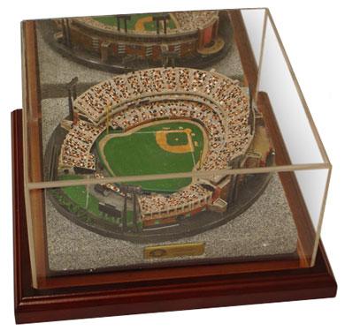 Memorial Stadium Replica