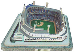 Tiger Stadium replica