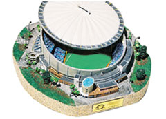 Tropicana Field replica