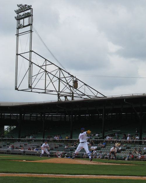 Steel Frame Towers : Rickwood field photos light tower