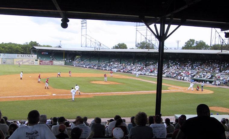 Rickwood field americas oldest ballpark in birmingham al rickwood field malvernweather Gallery
