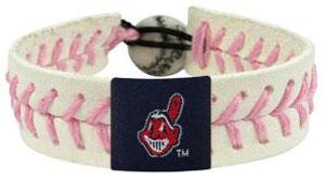brand new 0a35b a4fdb Cleveland Indians Baseball Bracelets