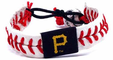 Pittsburgh Pirates Baseball Bracelets