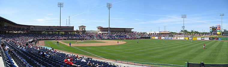 Spectrum Field - Philadelphia Phillies Spring Training