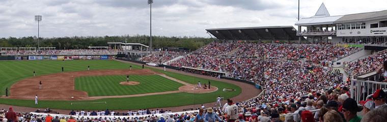Hammond Stadium Minnesota Twins Spring Training
