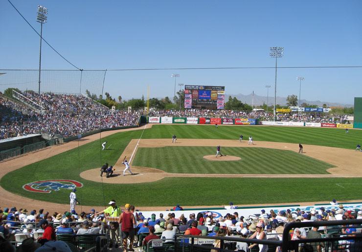 Hohokam Park - Chicago Cubs Spring Training