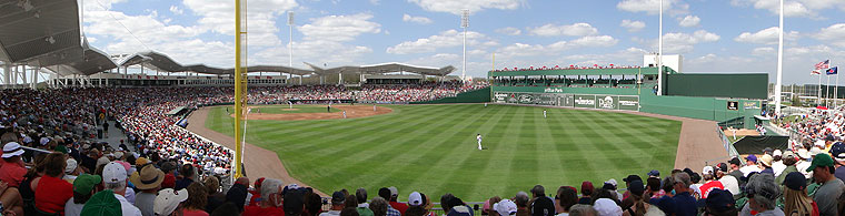 Jetblue Park In Fort Myers