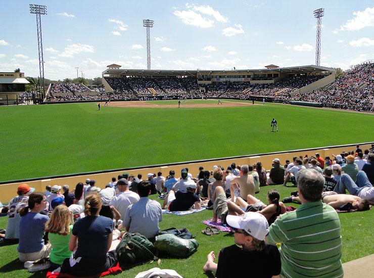 Joker Marchant Stadium - Detroit Tigers Spring Training