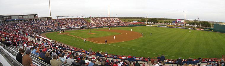 Coast stadium in viera