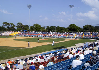 Holman Stadium In Vero Beach