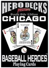 Chicago White Sox baseball playing cards