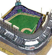 Chicago Cubs replica ballpark