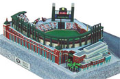 San Francisco Giants replica ballpark