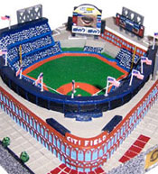 Mets replica ballpark