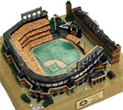Baltimore Orioles replica ballpark