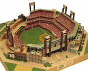 Philadelphia Phillies replica ballpark