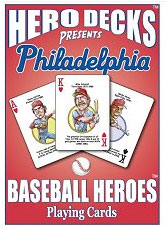 Philadelphia baseball playing cards