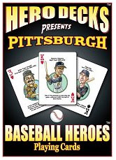Pittsburgh baseball playing cards
