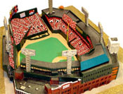 Boston Red Sox replica ballpark